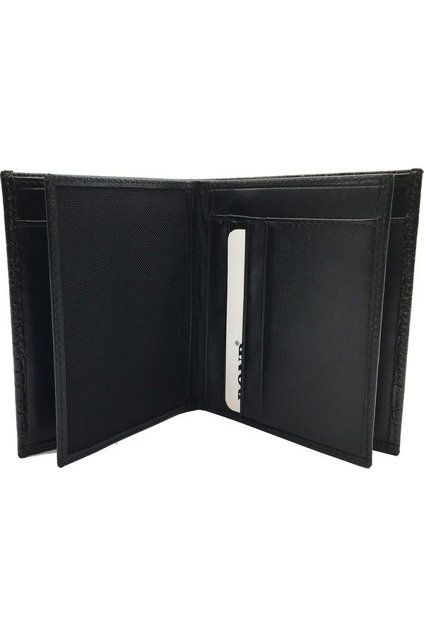 Bond Men's Leather Wallet 550-356