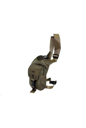 Ççs 31034-Y Yeşil Bacak Bel Çantası Body Bag
