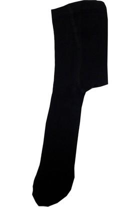 Lababy Ekinoks Kız - Erkek Bebek Çocuk Külotlu Çorap Siyah