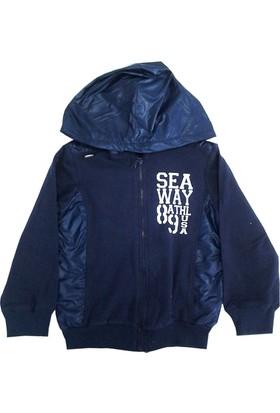 Tuffy Seaway Kapşonlu Sweat 1 - 4 Lacivert
