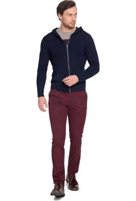 Cacharel Erkek Dokuma Spor Pantolon Pembe