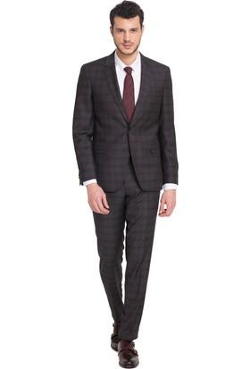 Cacharel Erkek Takım Elbise Antrasit