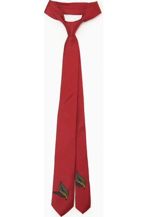 Cacharel Erkek Kravat Kırmızı