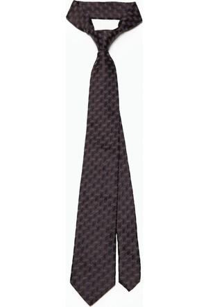 Cacharel Erkek Kravat Kahverengi
