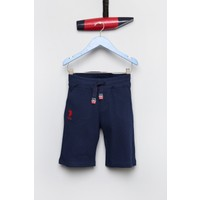 U.S. Polo Assn. Erkek Çocuk Stan Şort Lacivert