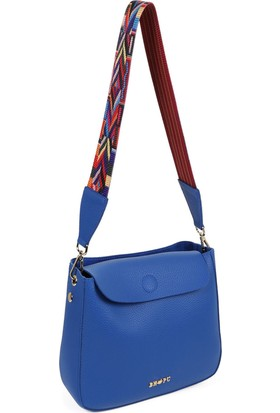 Beverly Hills Polo Club 650Bhp0636 Mavi Kadın Çanta