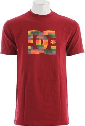 Dc Starsnowfill3 Bikng Red Tişört