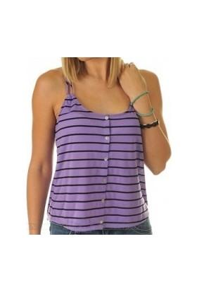 Volcom Neon Slice Cami Vib Kadın Tişört