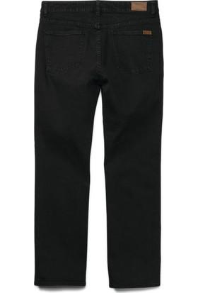 Etnies Essential Straight Black Kot Pantolon