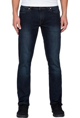 Volcom Vorta Vintage Blue Kot Pantolon