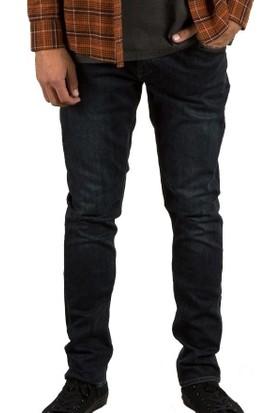 Volcom 2X4 Vintage Blue Kot Pantolon
