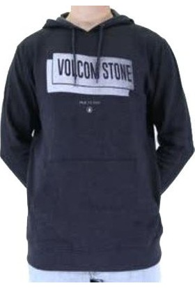 Volcom Grubby Black Sweatshirt