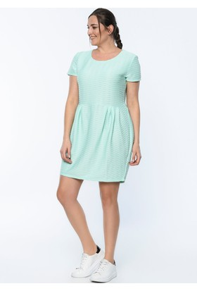 Lir Kadın Elbise Mint 1308