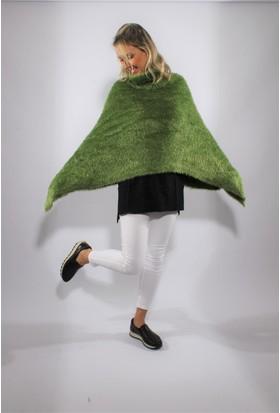 Fıstık Yeşili Panço