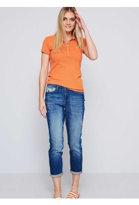 U.S. Polo Assn. Kadın Rp01İy07-011 T-Shirt Kırmızı