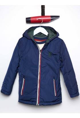 U.S. Polo Assn. Erkek Çocuk Mont Lacivert