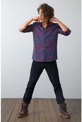 U.S. Polo Assn. Erkek David7S Pantolon Lacivert