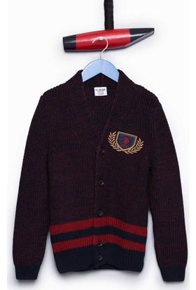 U.S. Polo Assn. Erkek Çocuk Jackkids Hırka Lacivert