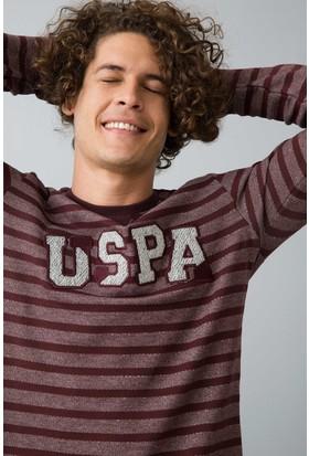 U.S. Polo Assn. Erkek 17558 Pijama Kırmızı