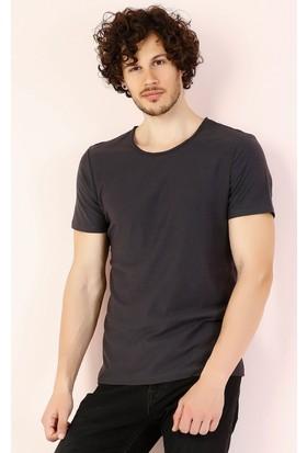 Colin's Antrasit Erkek T-Shirt