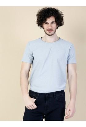 Colin's Gri Erkek T-Shirt