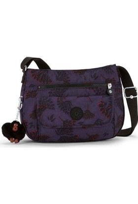 Kipling Syro Basic Omuz Çantası Floral Night K13163-T27