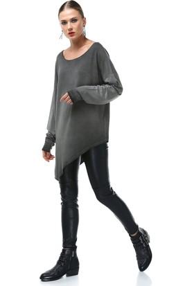 Rockupy Kadın Uzun Kol T-Shirt