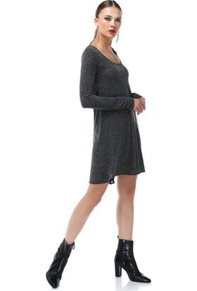 Rockupy Kadın Sırtı Açık Elbise