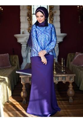 Lale Etek - Mor - Muslima Wear
