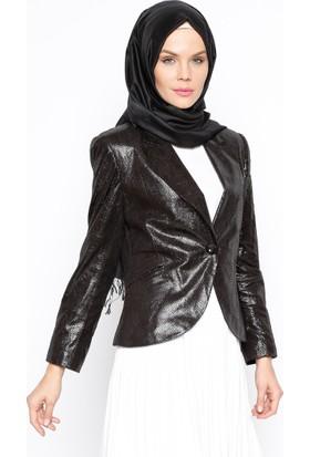 Şal Yaka Ceket - Siyah - Esswaap