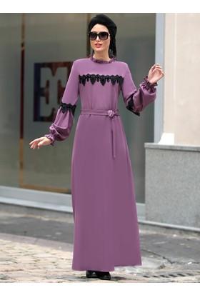 Lady Elbise - Lila - Selma Sarı Design