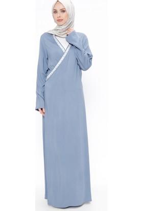 Namaz Elbisesi - Açık İndigo - Hal - i Niyaz