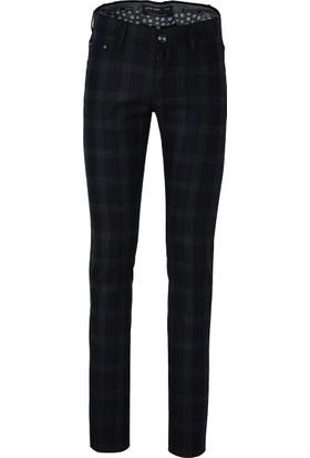 Jacob Cohen Jeans Erkek Pamuklu Pantolon Lacivert J622WOOLCL00770N