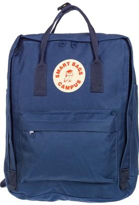 21K Smart Bags Sırt Çantası BRC6371-0033 Lacivert
