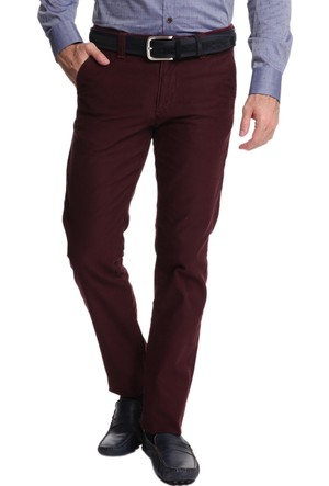 Pierre Cardin Saono Erkek Casual Kanvas Pantolon