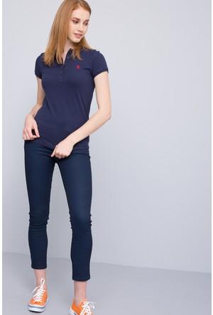 U.S. Polo Assn. Kadın Gtp-İy07 T-Shirt Lacivert