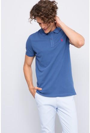 U.S. Polo Assn. Erkek Tp04İy7O T-Shirt Lacivert