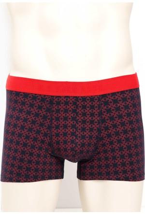 U.S. Polo Assn. Erkek 3'lü Boxer Lacivert