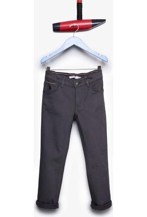 U.S. Polo Assn. Erkek Çocuk Carloskids7S Pantolon Gri