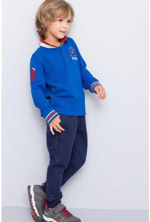 U.S. Polo Assn. Erkek Çocuk Zeror Eşofman Altı Lacivert