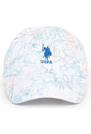 U.S. Polo Assn. Erkek Çocuk Chuky Şapka Beyaz