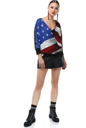 Rockupy Kadın Sweatshirt