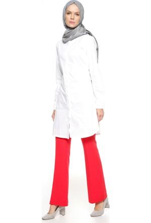 Klasik Pantolon - Kırmızı - Sultan-ı Yegah