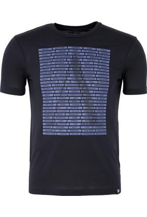 Armani Collezioni Erkek Sweatshirt Siyah 6YCE06CM13Z