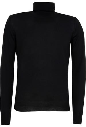 Gran Sasso Erkek Sweatshirt Siyah 4516314790