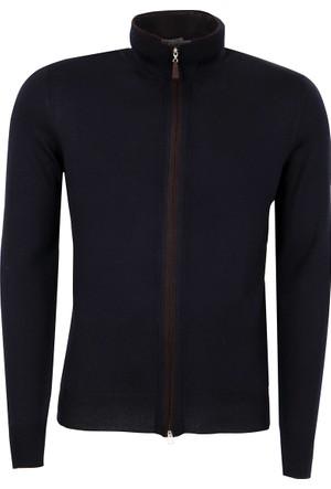 Gran Sasso Erkek Sweatshirt Lacivert 5814214223