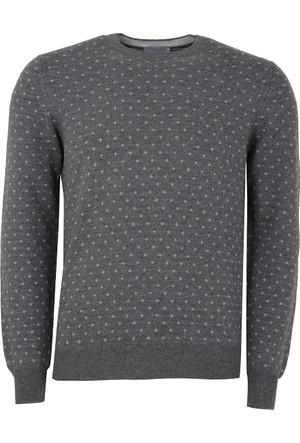 Gran Sasso Erkek Sweatshirt Gri 5814319635