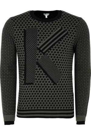 Kenzo Erkek Sweatshirt Bej F765PU2103LB