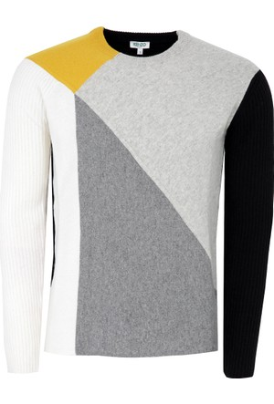 Kenzo Erkek Sweatshirt Lacivert F765PU2503XB