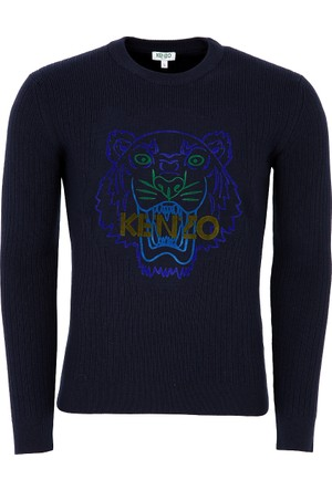 Kenzo Erkek Sweatshirt Siyah F765PU5023AB